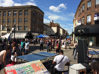 Bedford's Big High Street Showcase