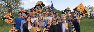 East of England Liberal Democrats European Election Campaign