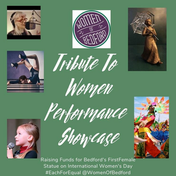 International Women's Day - Tribute to Women Performance Showcase