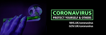 UK Government coronavirus poster