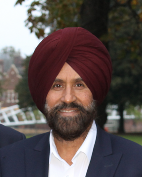 Jas Parmar Police and Crime Commissioner Candidate for Bedfordshire 2021 (NBLD)