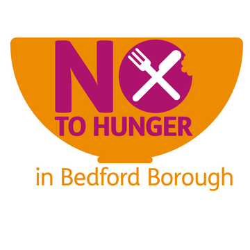 No to hunger in Bedford Borough